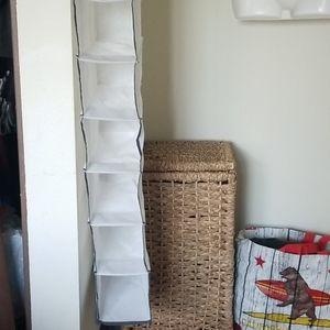 Closet Organizer - 10 Compartment